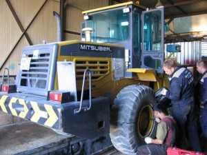 Южносахалинцами представили современное оборудование для ремонта специальной техники, а также проведения сварочных работ