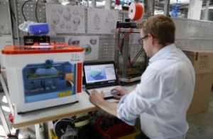 В России будет изготовлен 3-D-принтер для печати авиационных деталей