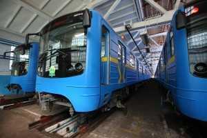 Новый этап модернизации метро в Киеве