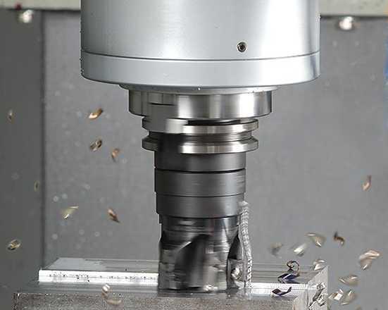 Фрезерная обработка металла ЧПУ