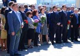 В корпоративной школе Челябинского трубопрокатного завода выпустили будущих работников белой металлургии
